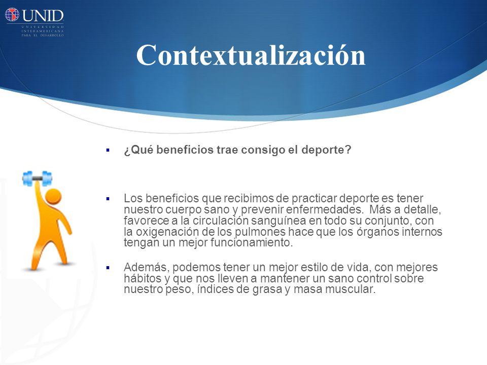 Introducción ¿Cuál es el valor de las actividades físicas.