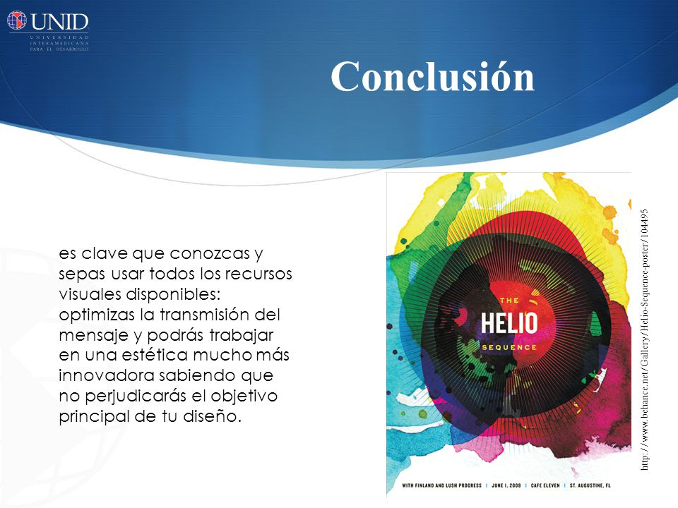 Para aprender más Tipos de representaciones visuales según las características, su función y el contexto.