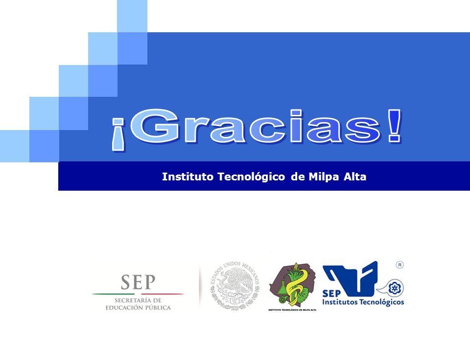 Instituto Tecnológico de Milpa Alta
