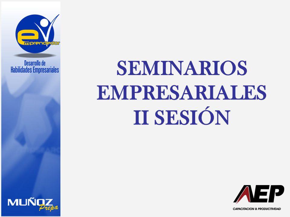 II.Sesión: Impartida por la Lic.