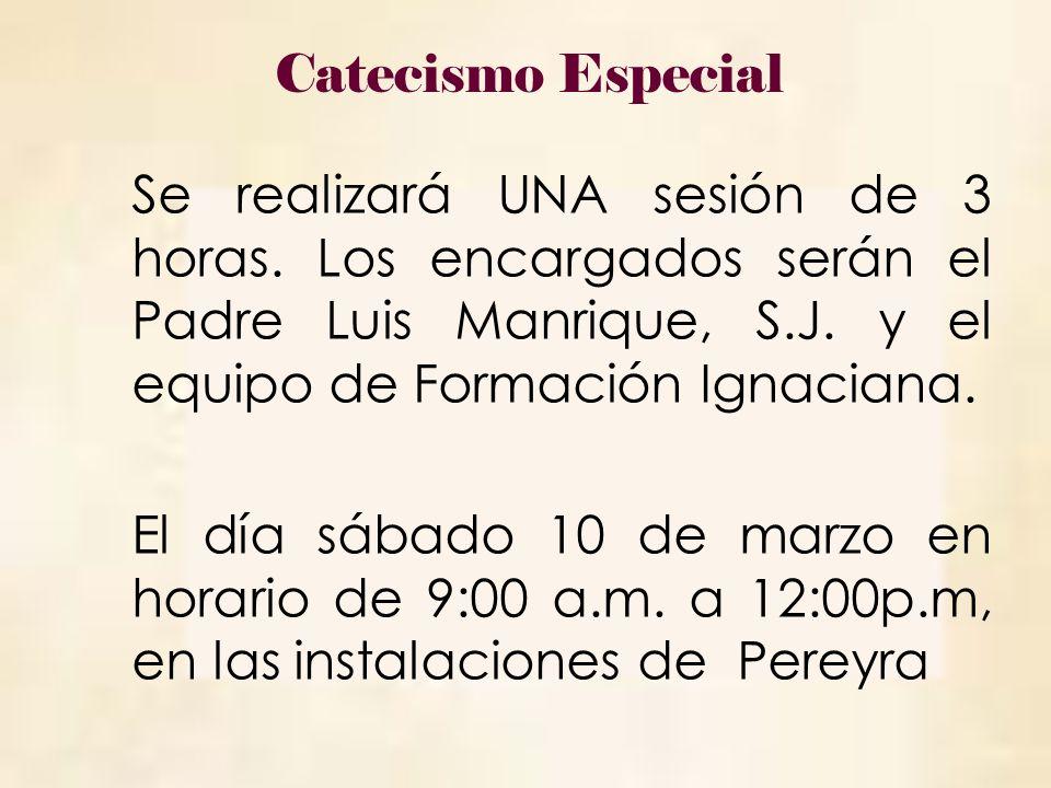 Día Sábado 19 de mayo.Lugar Casa de Oración Horarios 8:45 a.m.