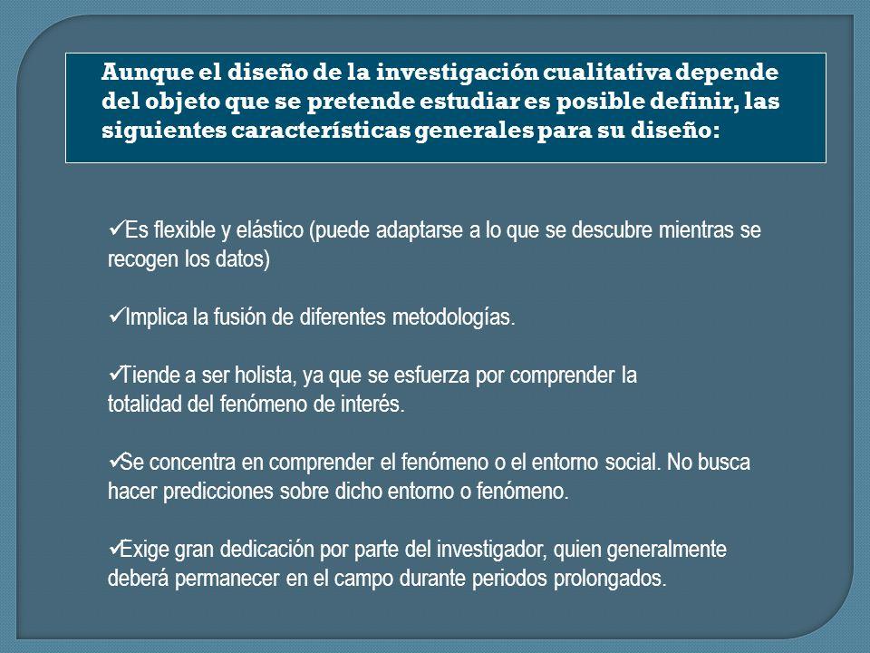COMPARACIÓN CUANTITATIVA-CUALITATIVA: REVISIÓN DE LA LITERATURA.