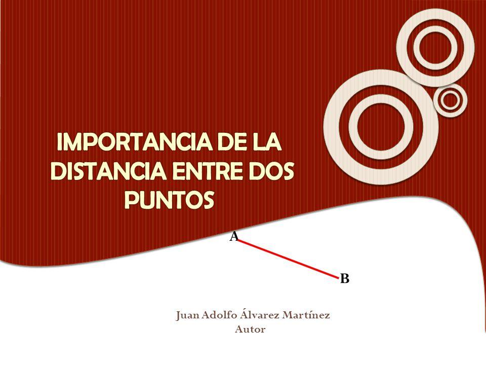 A B Juan Adolfo Álvarez Martínez Autor