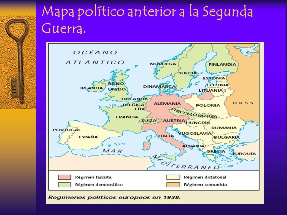 Expansionismo político – militar.