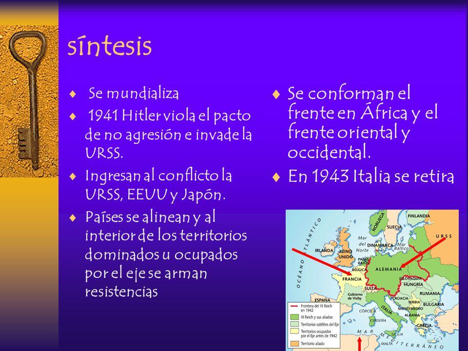 Japón en el Asia - Pacífico El expansionismo japonés Entre 1940 y 1941, los nipones ocuparon Indochina y Siam (Tailandia), también Indonesia, Guadalcanal e Inohima