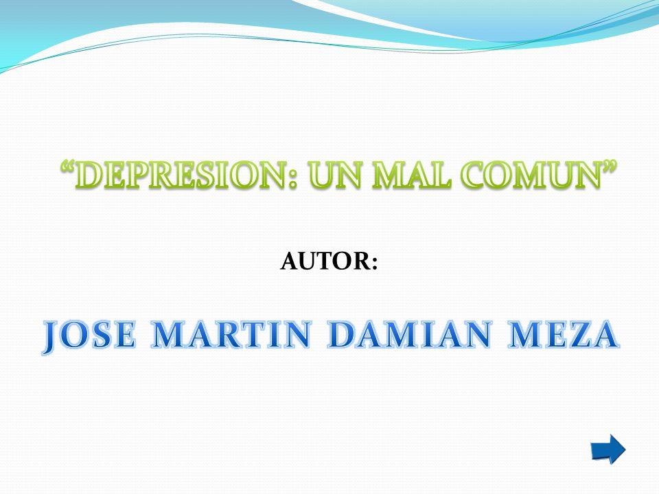 CAUSAS DE LA DEPRESION En la actualidad, existen factores de riesgo bien conocidos, como: La etapa adulta joven y del climaterio.