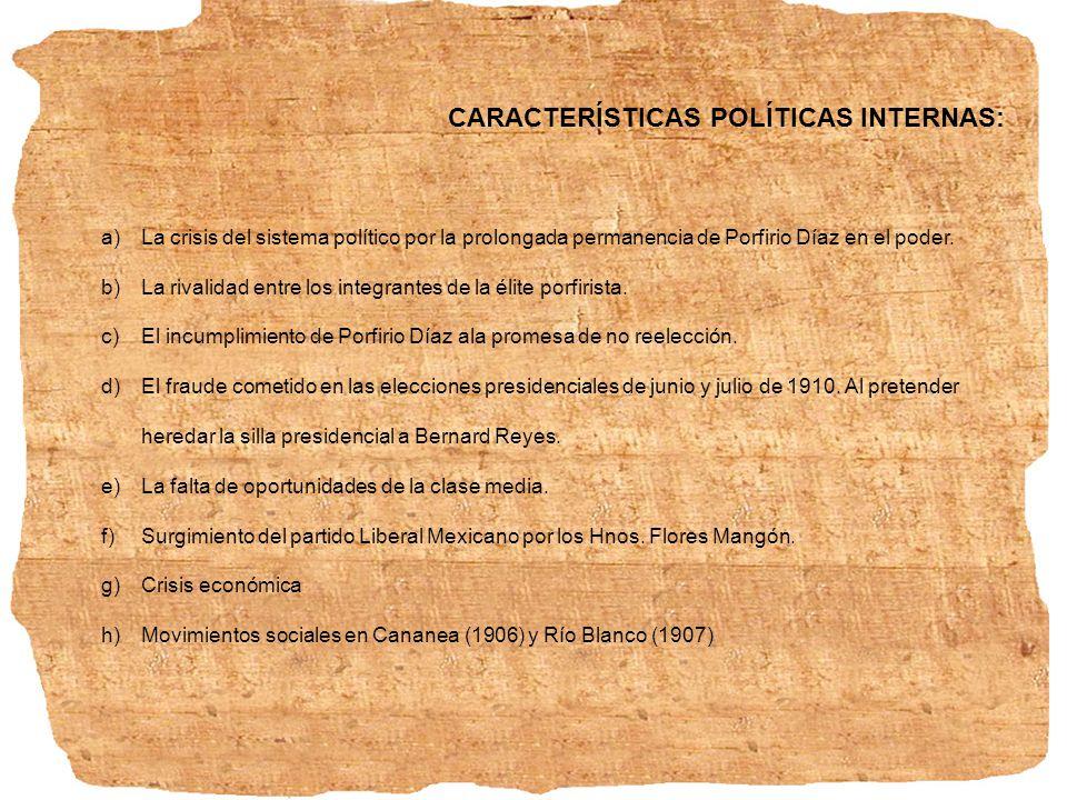 LA ADMINISTRACIÓN DE VENUSTIANO CARRANZA La administración de Carranza se consolidó al ser reconocido como gobierno de facto por los Estados Unidos y otras naciones latinoamericanas (octubre de 1915).