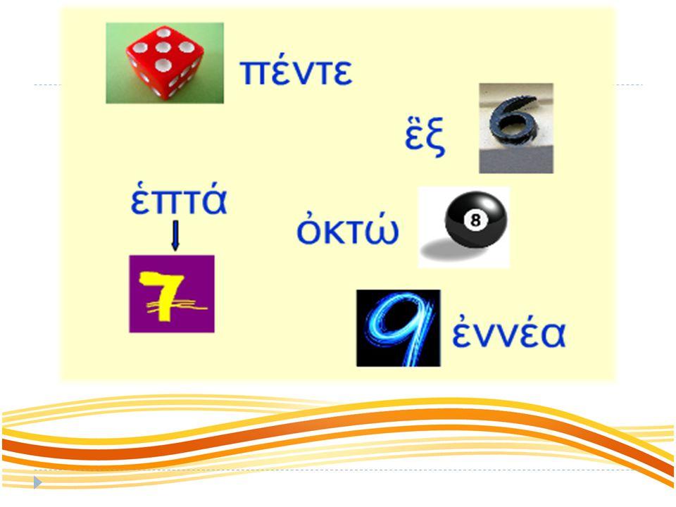 Los números ordinales Los números ordinales son los que utilizamos para ordenar los objetos: primero, segundo, tercero, etc, case, and number.