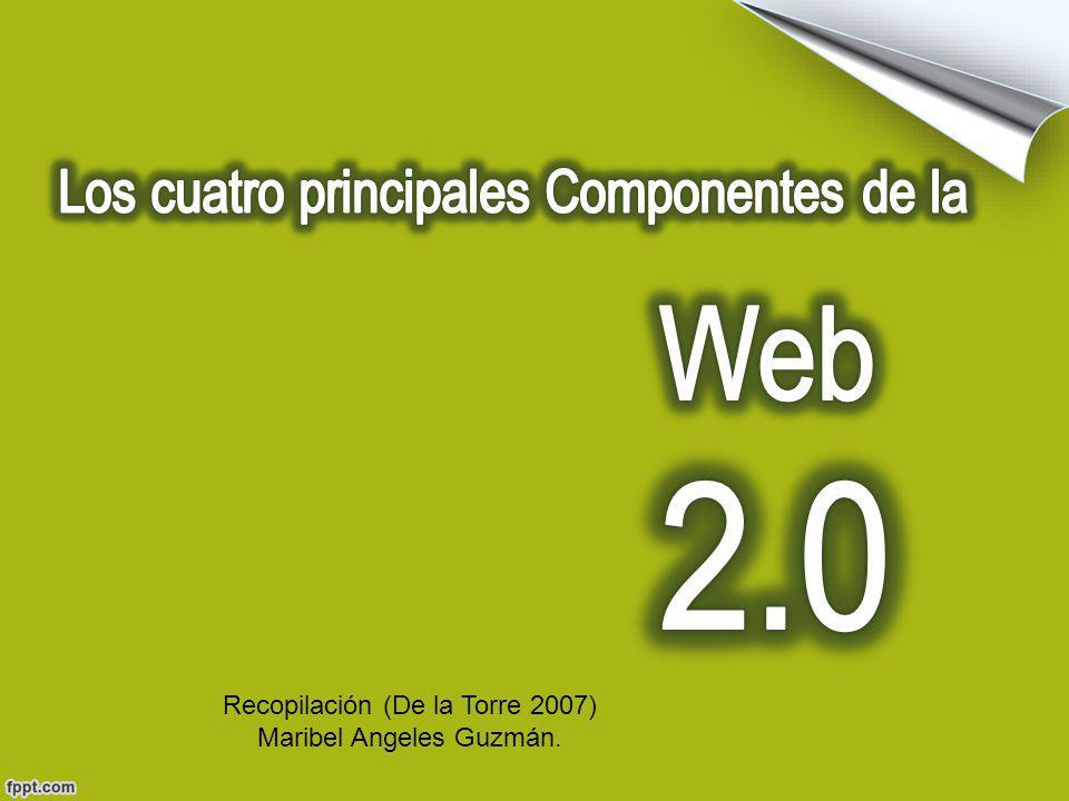 Recopilación (De la Torre 2007) Maribel Angeles Guzmán.