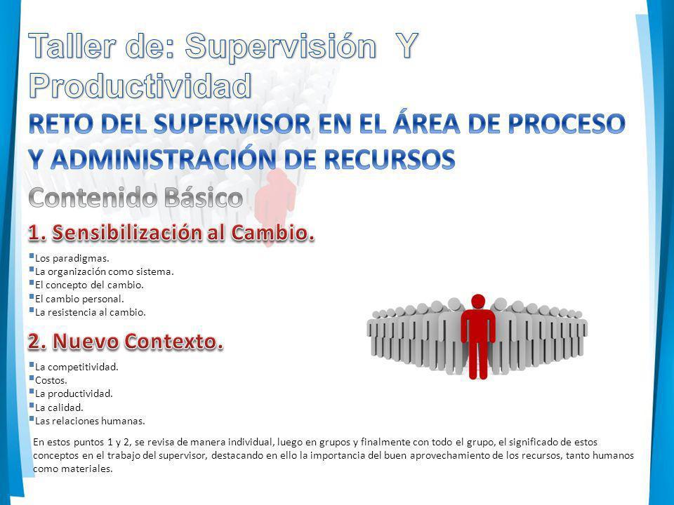 ¿Quién es un supervisor.El enfoque tradicional de la supervisión.