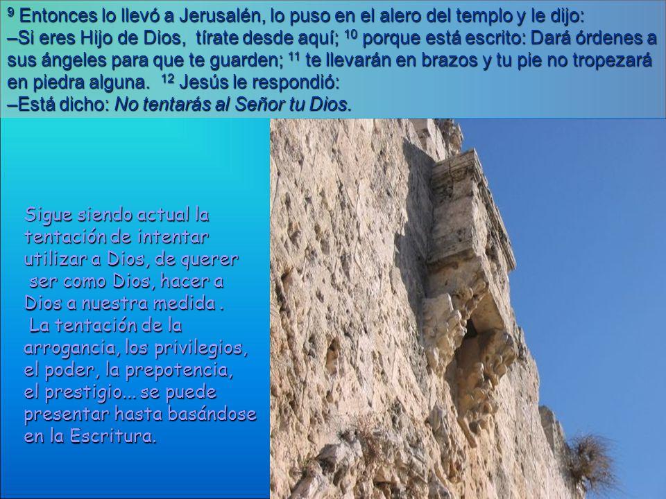 5 Lo llevó después el diablo a un lugar alto y le mostró en un instante todos los reinos de la tierra.