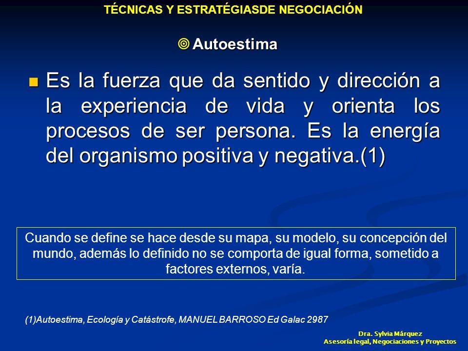 Autoestima Autoestima Es la fuerza que da sentido y dirección a la experiencia de vida y orienta los procesos de ser persona.