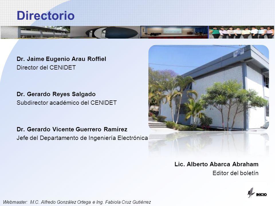 Noticias electrónicas Día WIE-CENIDET Sandra Patricia Camacho Venegas El 13 de marzo, la Rama Estudiantil IEEE-CENIDET realizó el día WIE-CENIDET en el auditorio de nuestro Centro.