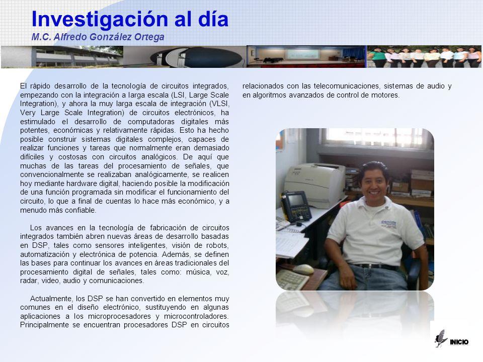Desarrollo tecnológico (1/4) Tecnología de Banda Ancha sobre Línea Eléctrica M.C.