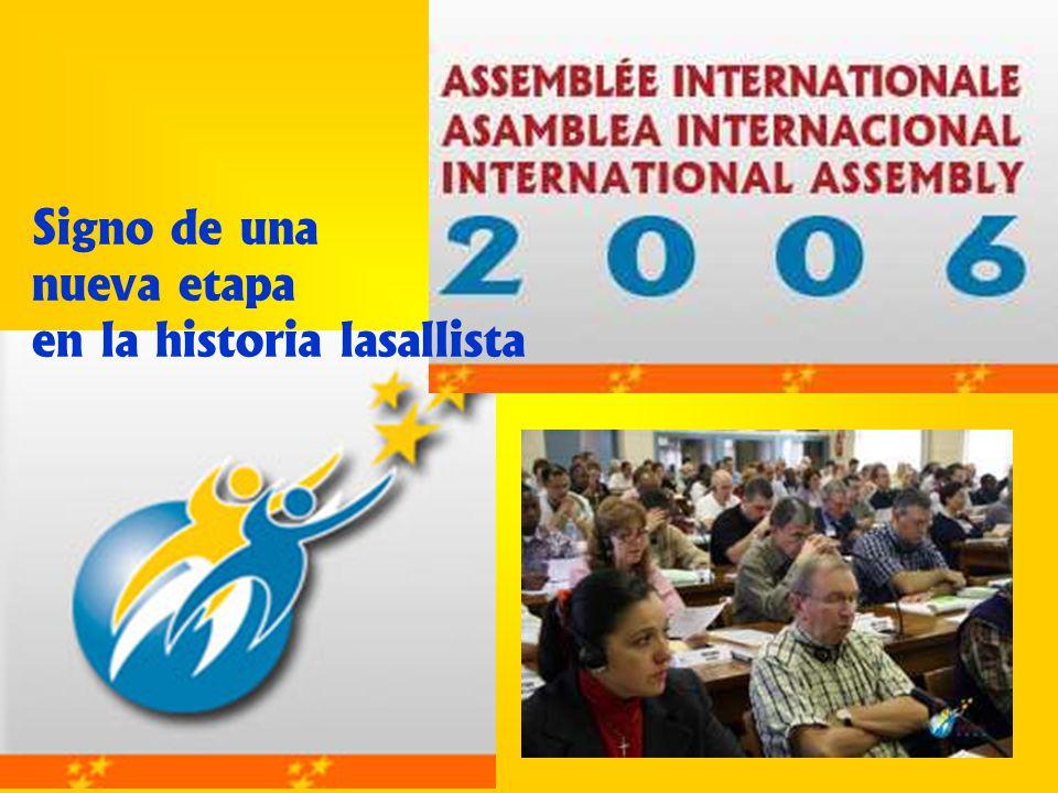 La mejor aportación de la Asamblea: -El signo del cambio que se está produciendo, hacia un ecosistema eclesial de comunión.