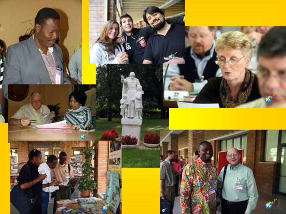 UN CAMINO DE CONVERSIÓN Dos Comisiones prepararon la Asamblea: -MEL (Misión Educativa Lasallista - Asociados.
