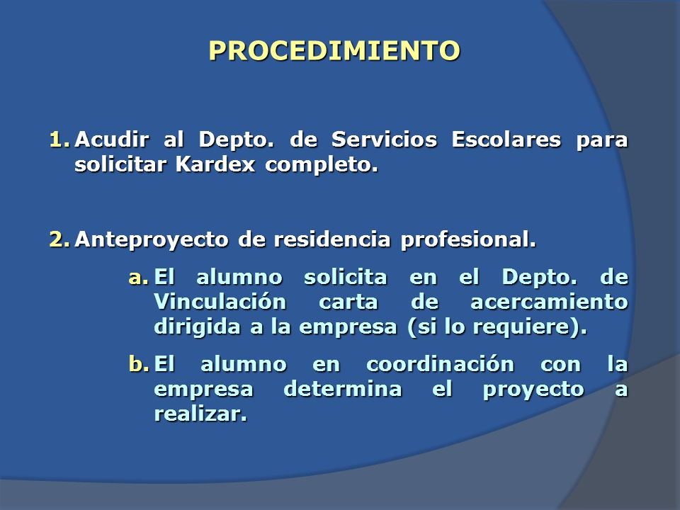 Si una vez concluida la residencia profesional no se ha entregado el informe técnico a los asesores. Al no asistir con su asesor interno y se presenta