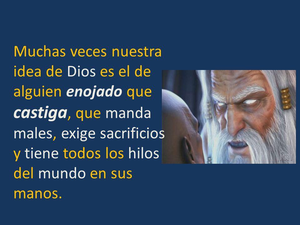 A NTES, REVISEMOS NUESTRAS I MÁGENES DE DIOS
