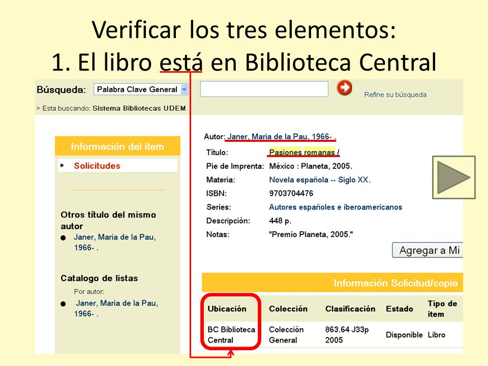 El número de Autor/Título Ejemplos en desorden: – R742n – P718r – S474s – B575b – C788a – S474d – M954u – H823r – B825a ¿Cómo deben estar ordenados.