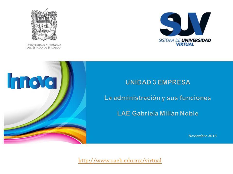 http://www.uaeh.edu.mx/virtual Noviembre 2013