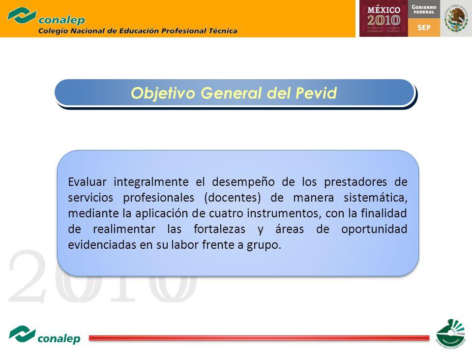 20100 Evaluar integralmente el desempeño de los prestadores de servicios profesionales (docentes) de manera sistemática, mediante la aplicación de cua