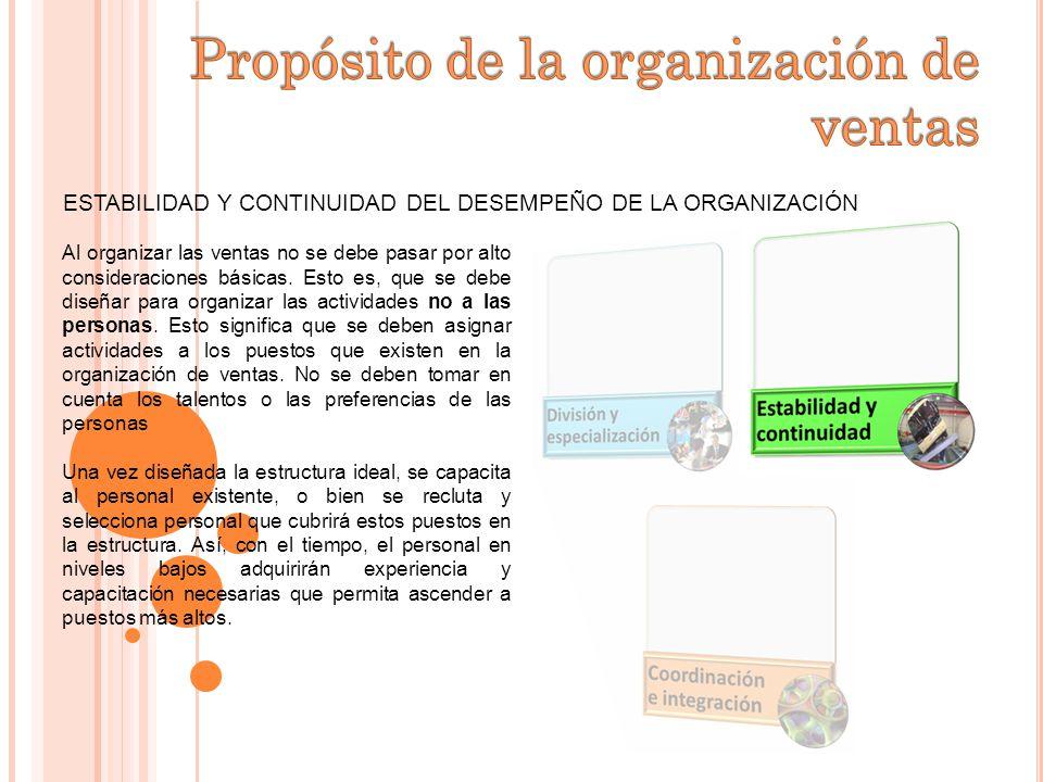 COORDINACIÓN E INTEGRACIÓN Cuando se dividen y especializan las tareas, es necesario coordinar e integrarlas de tal forma que los esfuerzos se dirijan hacia un mismo objetivo.