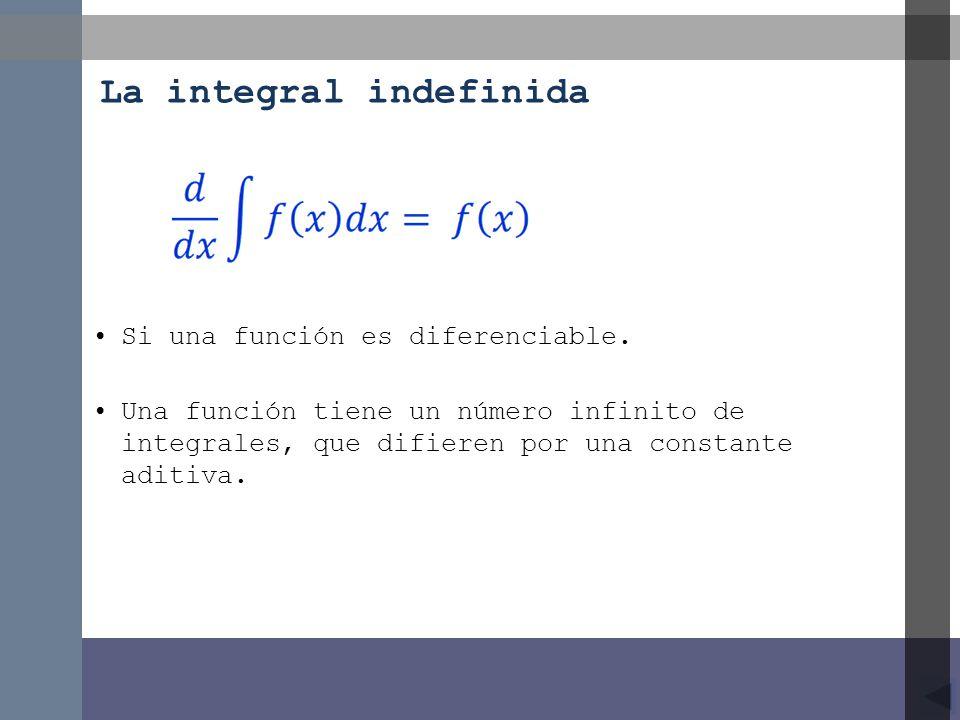 donde C es una constante arbitraria.