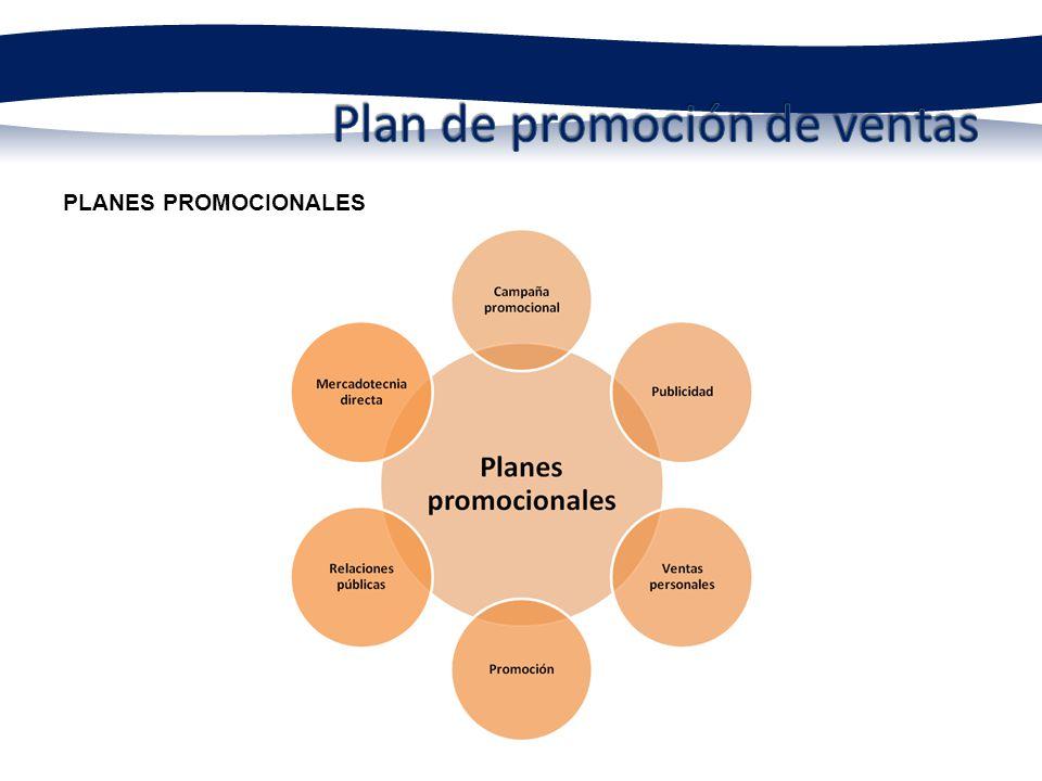 PLANES PROMOCIONALES