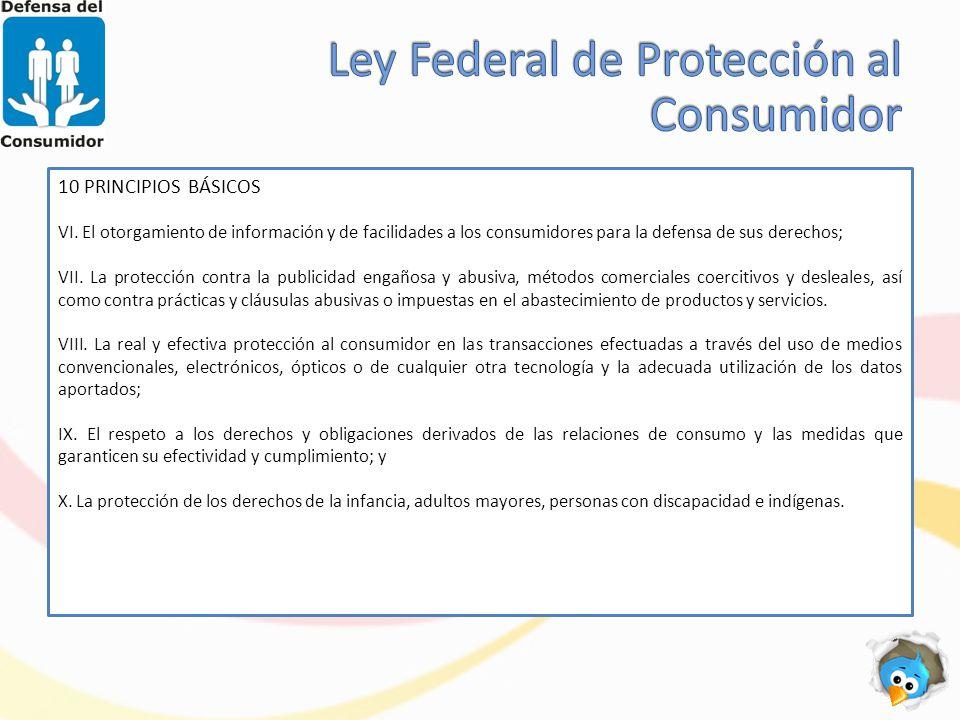 REFERENCIAS 1.2004. Ley Federal de Protección al Consumidor.