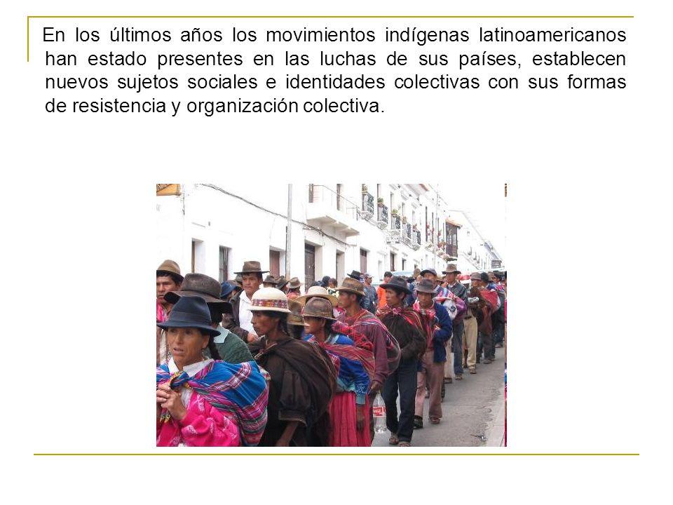 A lo largo de las experiencias realizadas con grupos de mujeres indígenas, ellas han aprendido a no dividir su lucha.