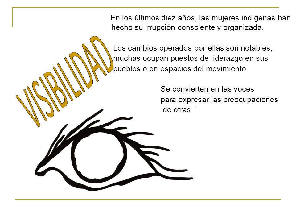 CONDICIÓN DE LA MUJER CONDICIÓN DE LA MUJER SITUACIÓN COMO MUJER INDIGENA SITUACIÓN COMO MUJER INDIGENA RECLAMAN VOCES INDIGENAS ¿Desunión del movimiento o infiltración de ideas extrañas ajenas a la cosmovisión indígena.