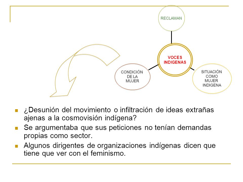 Ley Revolucionaria de las Mujeres Zapatistas * Derecho a decidir el numero de hijos a tener y cuidar.
