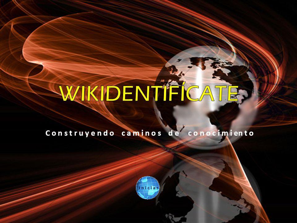 Propósito Introducción Crear una WIKI Actividades de Aprendizaje Actividades de Consolidación Fuentes consultadas Inicio AyudaCréditos Tecnologías de la Información y la Comunicación II Una vez creado el usuario, procederás a crear tu WIKI.
