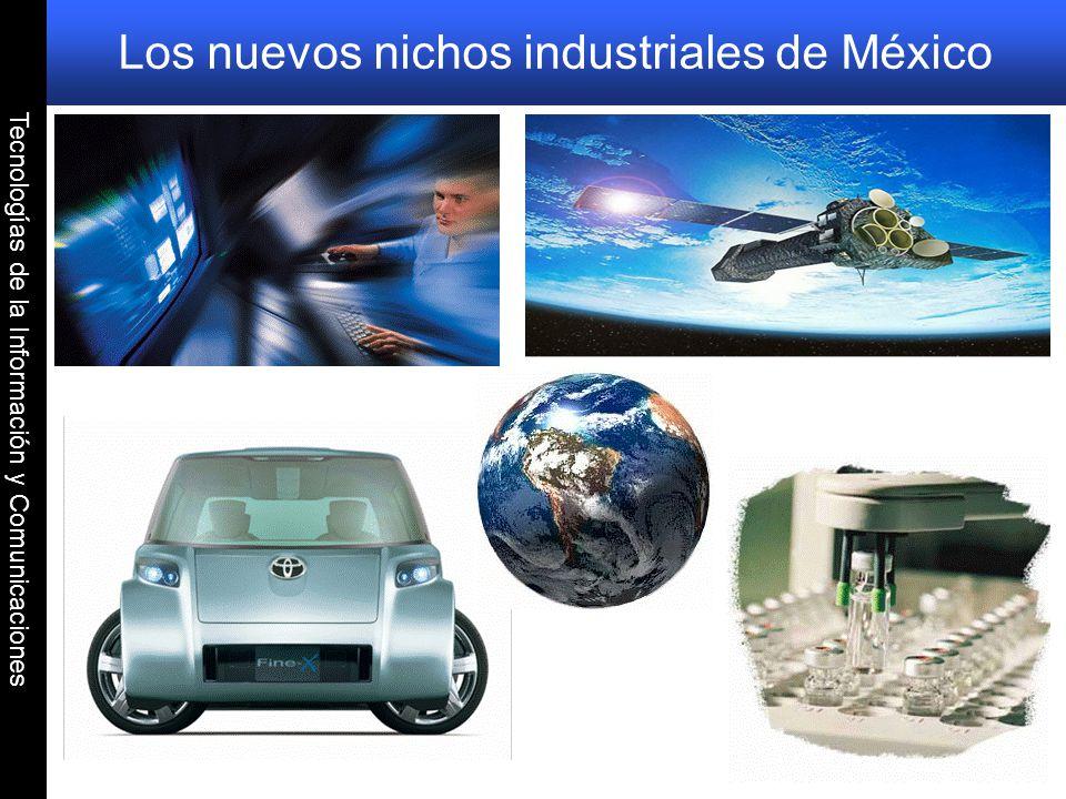 Tecnologías de la Información y Comunicaciones Los nuevos nichos industriales de México