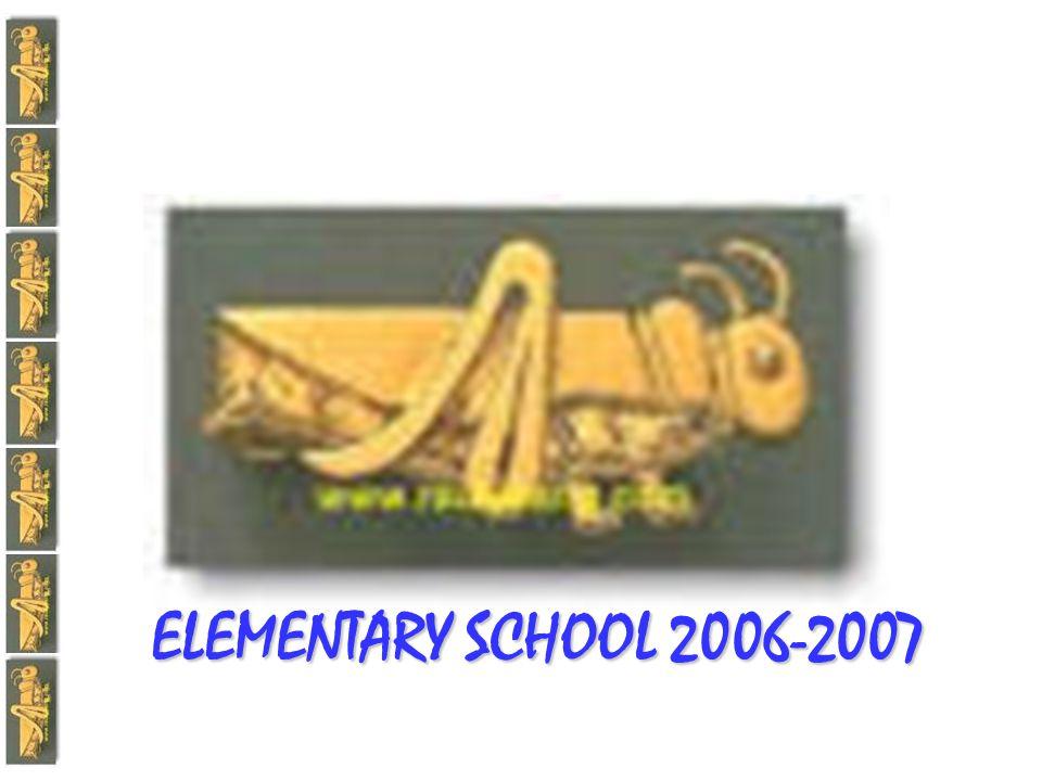 ELEMENTARY SCHOOL 2006-2007
