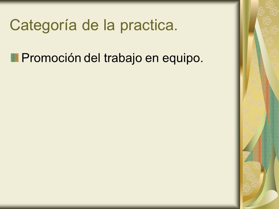 Desarrollo de la practica.
