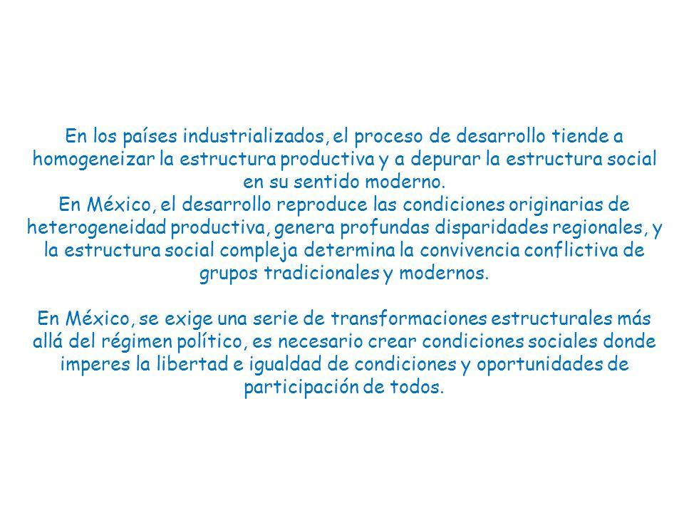 F).- La distribución regional de la población El objetivo de Claudio Stern ha sido la revisión de los procesos de regionalización de la población durante las últimas siete décadas.
