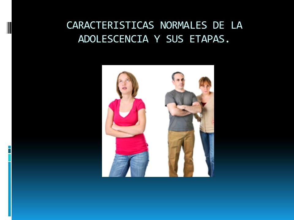 PROCESO DE LA ADOLESCENCIA Es un periodo entre la niñez y la adultez.