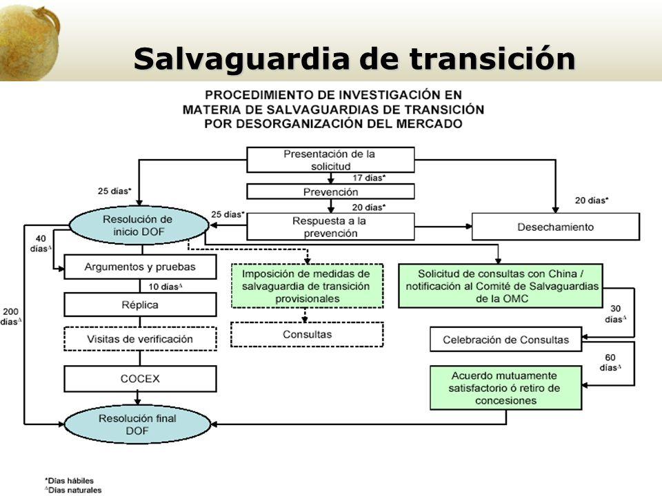 42 Salvaguardia de transición 37