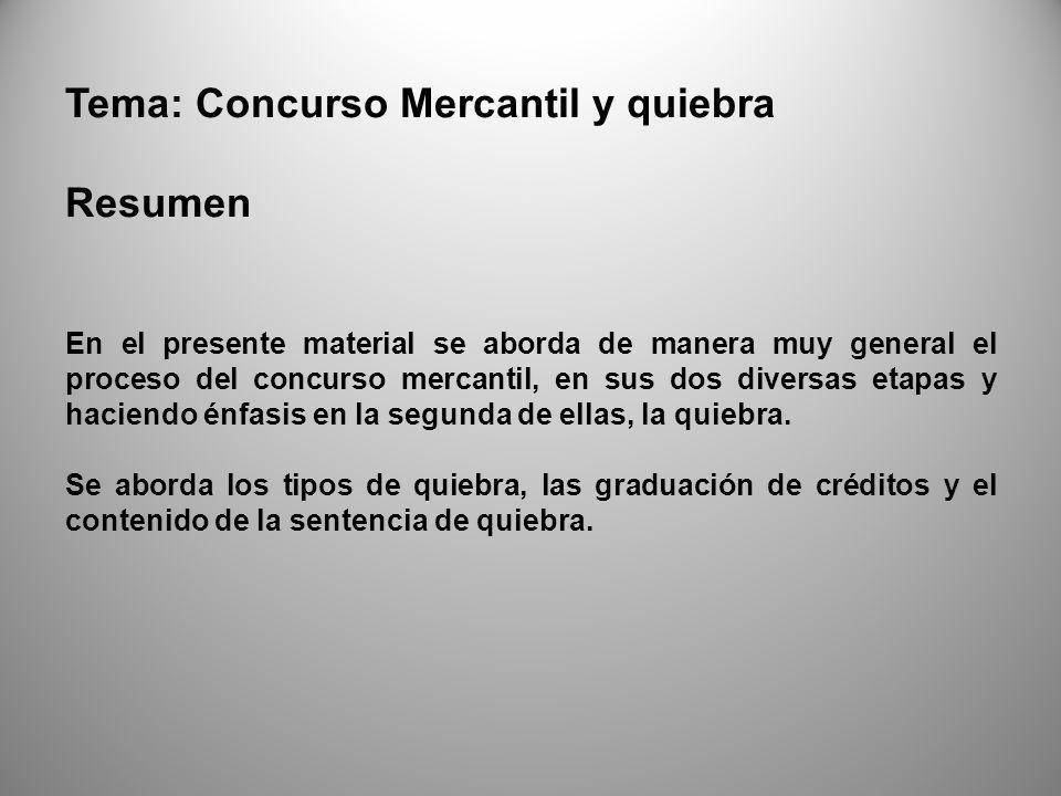 Artículo 9o.- Será declarado en concurso mercantil, el Comerciante que incumpla generalizadamente en el pago de sus obligaciones I.