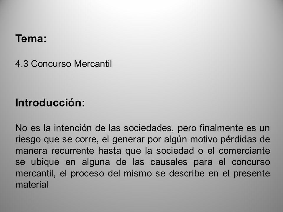 Contenido de la Sentencia de Quiebra El nombramiento del sindico y de la intervención.