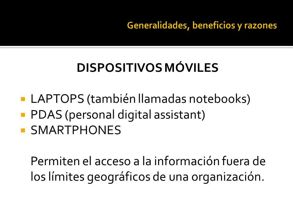 Existen muchos otros servicios de computadora móvil para los consumidores, en una variedad de categorías de servicios.