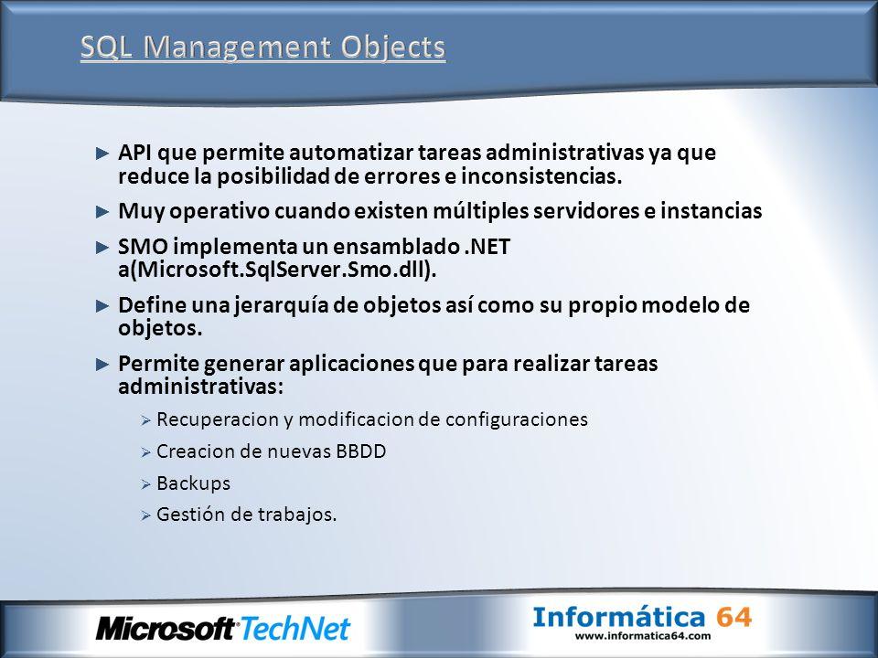 API que permite automatizar tareas administrativas ya que reduce la posibilidad de errores e inconsistencias. Muy operativo cuando existen múltiples s