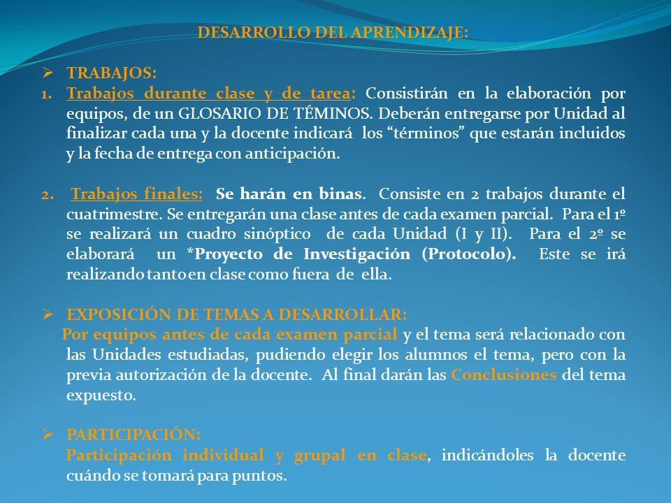 Contenido *PROYECTO DE INVESTIGACIÓN (Protocolo).I.TEMA : Motivos de la elección del tema.