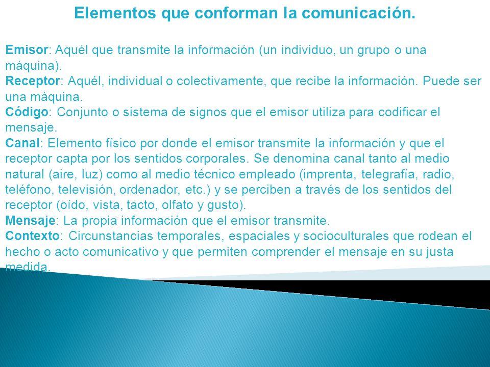 Que es un canal de comunicación.