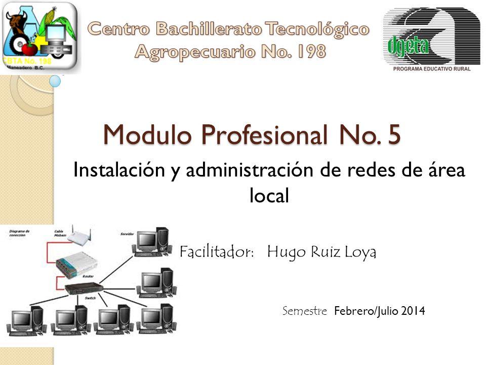 Modulo Profesional No.