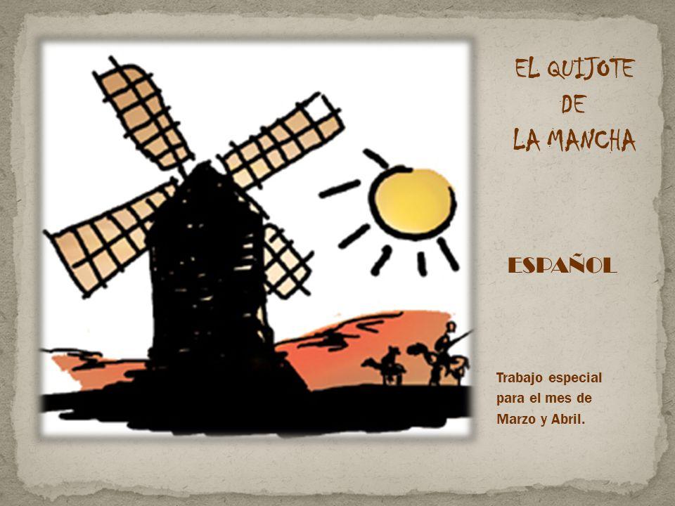 ¿Alguna vez has oído hablar de Don Quijote y su fiel amigo Sancho Panza.