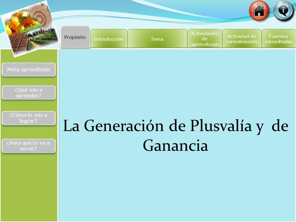 Fuentes consultadas Fuentes consultadas Colegio de Bachilleres Plantel 19 Ecatepec Economía I Profesora Patricia Bouchán Colegio de Bachilleres Plante