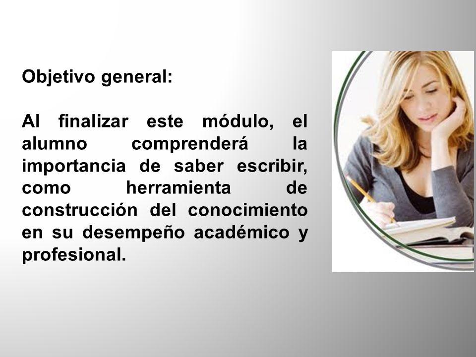 Nombre de la unidad: UNIDAD II: Tema 2.4 Saber Escribir Objetivo de la unidad: Aplicar las habilidades comunicativas a través de técnicas y estrategias para eficientar el desempeño académico.