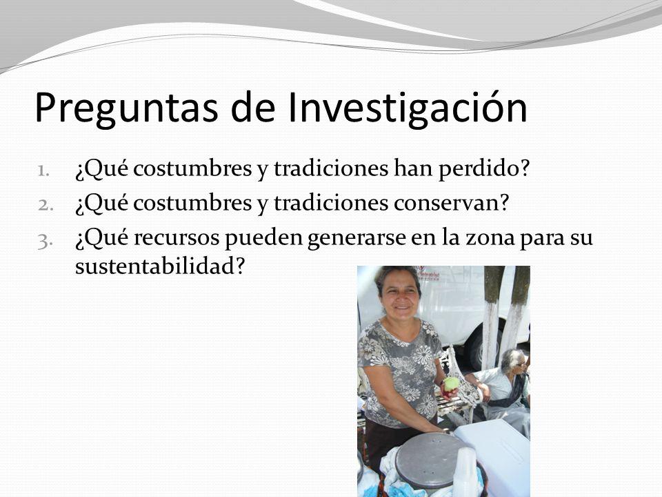 Objetivo General Identificar los usos y costumbres que deben conservarse dentro de la comunidad de Ayahululco, para que de esta forma se puedan identificar las áreas de oportunidad para generar un autodesarrollo.